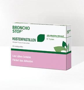 BRONCHOSTOP<sup>®</sup>