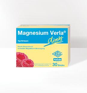 MAGNESIUM VERLA<sup>®</sup> direkt