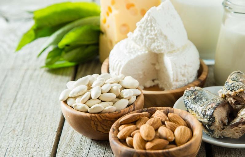 Calciumreiche Ernährung