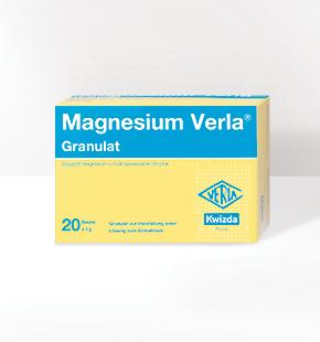 MAGNESIUM VERLA<sup>®</sup> Granulat