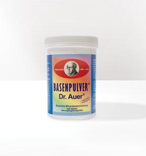 BASENPULVER<sup>®</sup> Dr. Auer