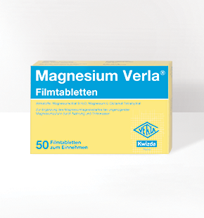 MAGNESIUM VERLA<sup>®</sup>