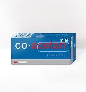 CO-ACETAN MITE<sup>®</sup>