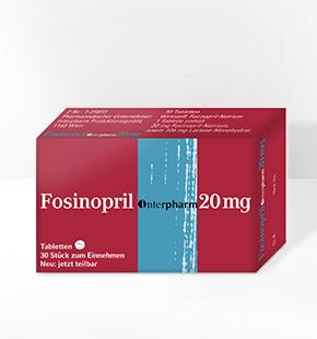 FOSINOPRIL