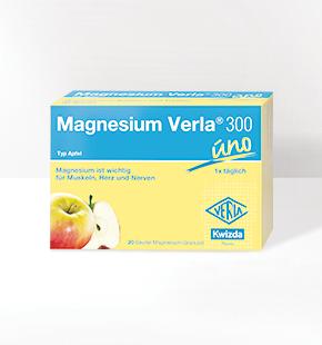 MAGNESIUM VERLA<sup>®</sup> 300 UNO