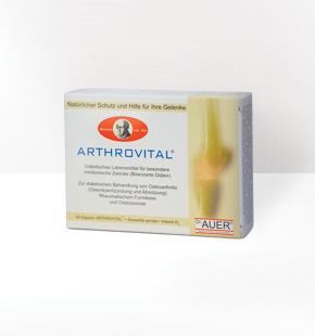 ARTHROVITAL<sup>®</sup>