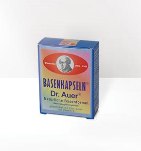 BASENKAPSELN Dr. Auer<sup>®</sup>