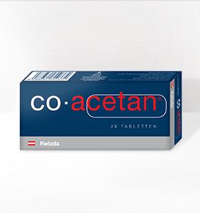 CO-ACETAN<sup>®</sup>